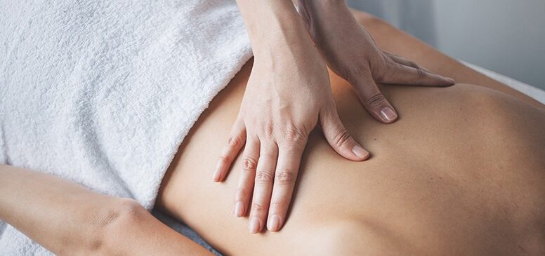 Deep Tissue Pressure Massage