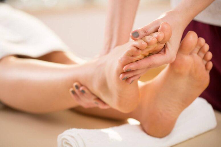 Whole Body Reflexology Therapy